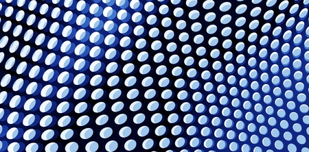 distort: 1276AA24 Blue Perforated ScreenBlue Perforated Screen Background