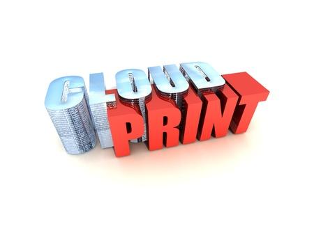 Web-based Printing Stock Photo - 9665301
