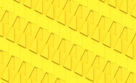 trapezoid: Yellow Surface with Trapezoid Pattern