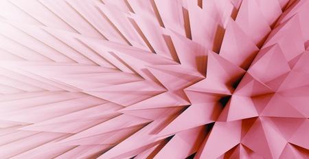 Geometric Shapes in Full Bloom photo
