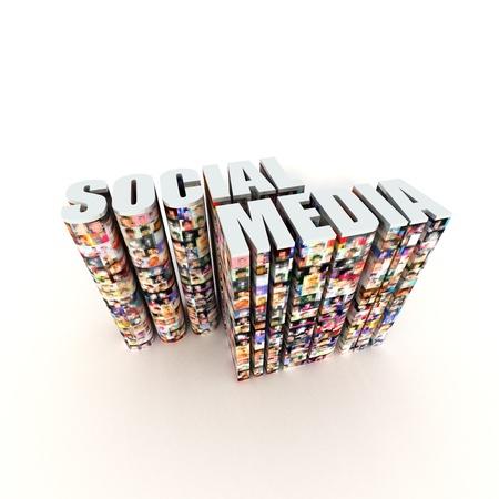 Social Media Stock Photo - 10181681