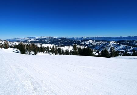 tahoe: Sierra Slope
