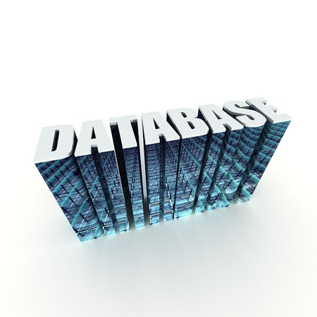 Database Stock Photo - 10407617