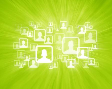 membres: Ic�nes de r�seaux sociaux