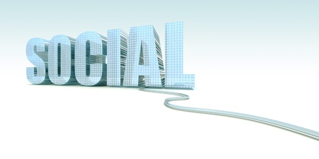 Social Web photo
