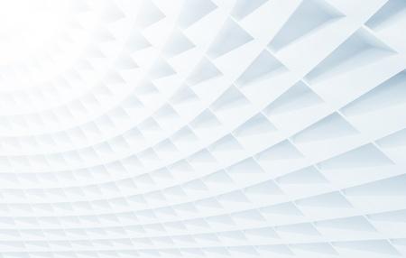 minimalist: White Dome Stock Photo