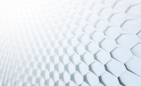 perspective grid: Honeycomb Shell