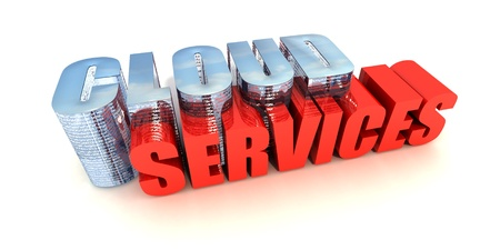 Cloud Services Stock Photo - 11284471