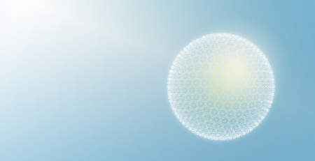 Particle Sphere photo