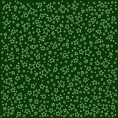 Night sky background art textures. Vector illustration Vector