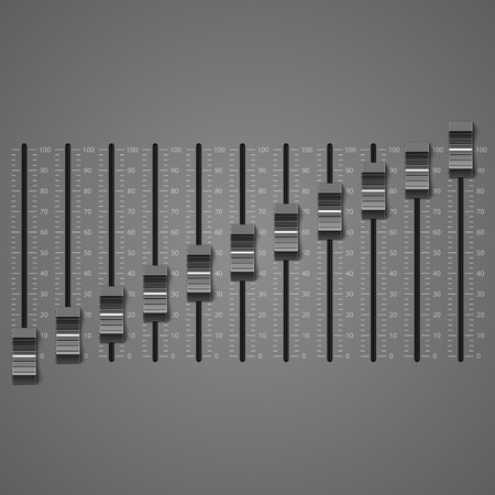 Ton Stellplattengeräte Kunst Standard-Bild - 36757207
