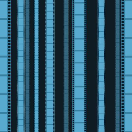 Film Strip background art banner