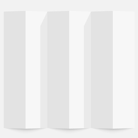 assign: Folded paper on a white background
