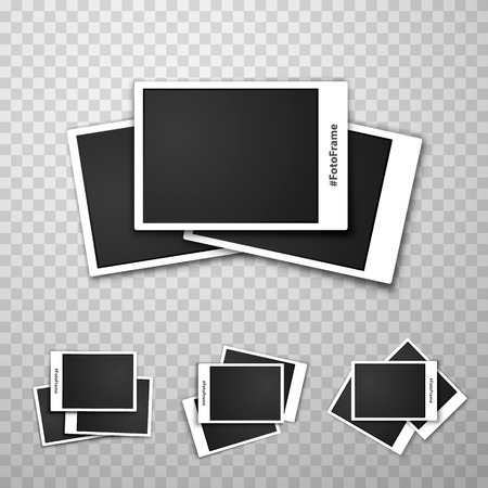 Frame Collage Set Royalty Free Cliparts, Vectors, And Stock ...