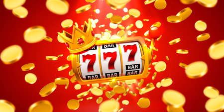 King slots 777 banner casino on the red banner