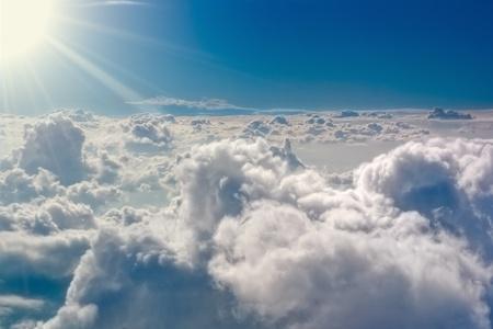 himmel wolken: Die stürmischen Wolken