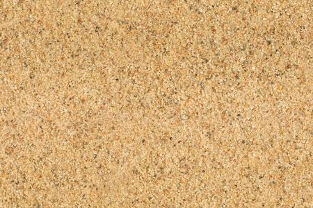 Seamless flat golden sand texture  Macro