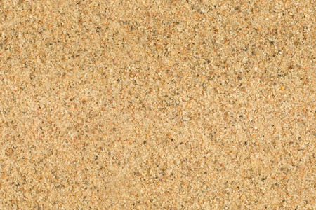 macro image: Seamless flat golden sand texture  Macro