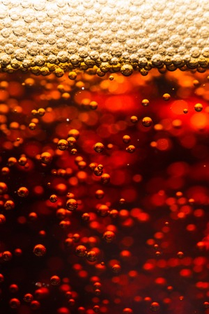 Abstract background  Cola