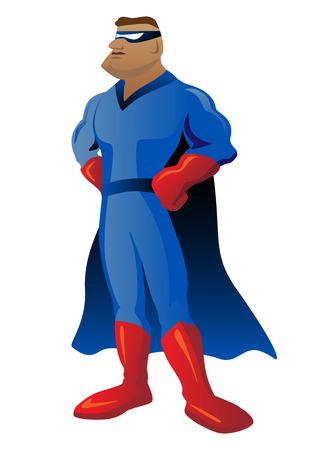 invincible: Super Hero Illustration