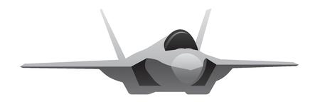 現代軍の戦闘機ジェット機