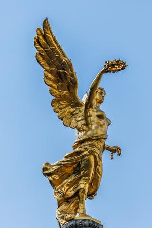 angel de la independencia: Ángel de la Independencia - Ciudad de México, México