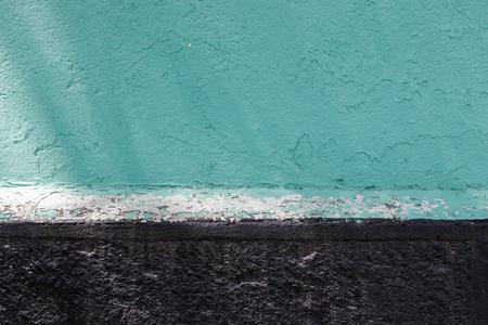 Green, white and black wall texture Фото со стока
