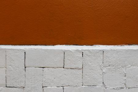 Red and white brick wall texture Фото со стока