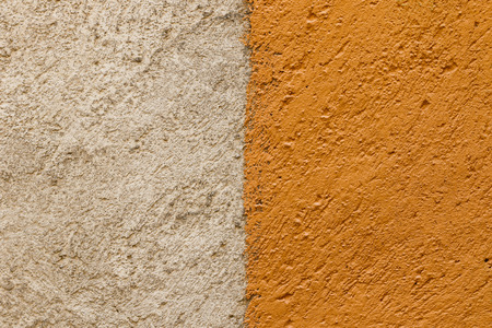 Yellow and orange wall texture