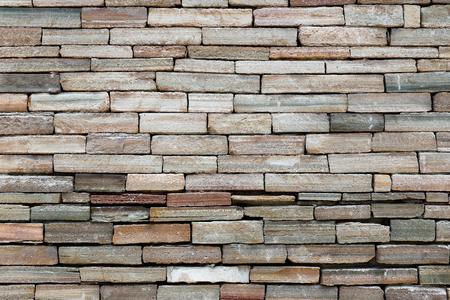Rock bricks wall texture