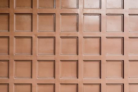 Brown metal wall texture