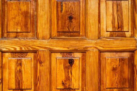 Wooden door texture Фото со стока