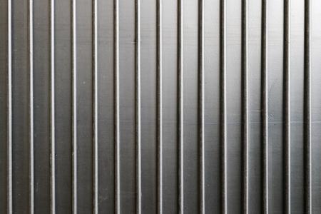 Grey metal wall texture