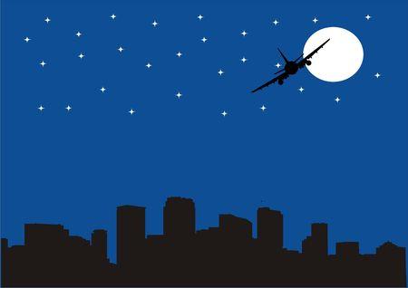 night city Stock Photo - 4488288