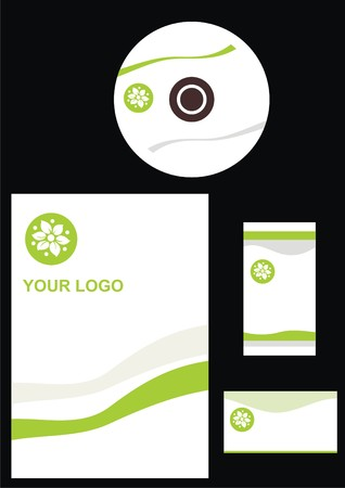 the elements of corporate Stock Vector - 4832724