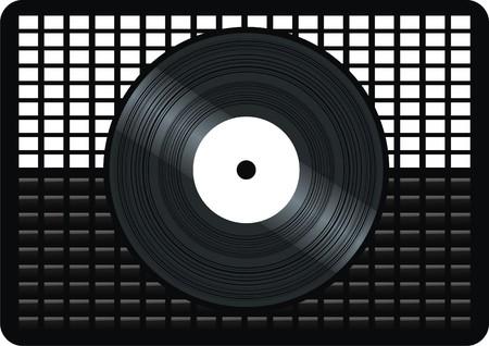 discjockey: vecor vinyl