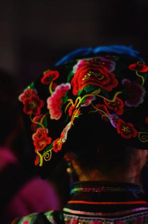 head wear: Usura testa delle minoranze etniche Archivio Fotografico
