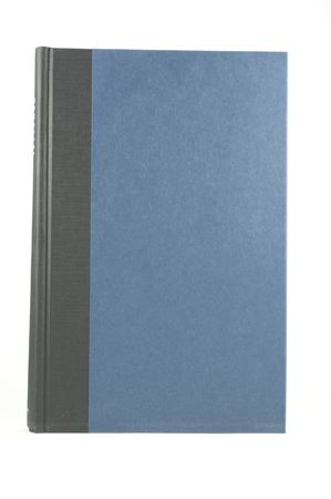 Blue book Stock Photo - 6533906