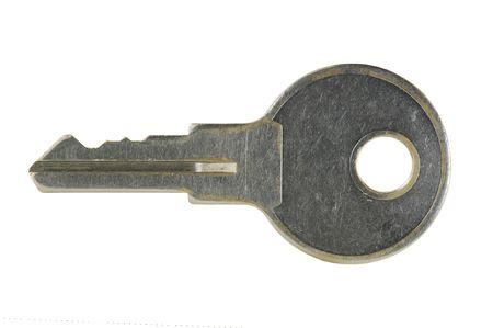 Old small key  photo