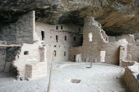 anasazi: ancient village of anasazi people in Mesa Verde