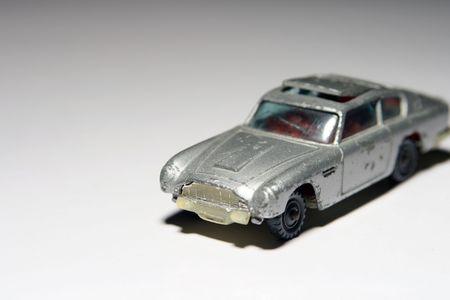 miniature sportscar Stock Photo - 1172571