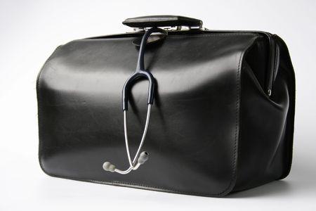 Arzt-Tasche  Standard-Bild - 1254695