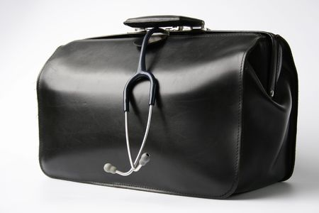doctor's bag Stock Photo - 1254695