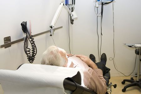 patient waiting for medical treatment Stock Photo - 2251898