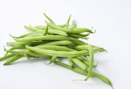 fresh green beans  Stock Photo - 2454818
