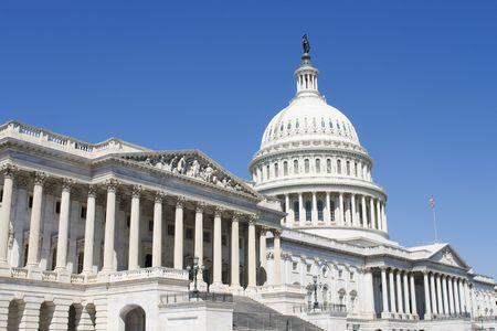 regierung: Capitol, der Sitz der Regierung in Washington, DC Lizenzfreie Bilder
