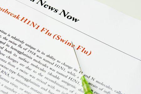 inject: H1N1 virus