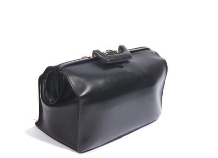 Arzt Tasche, isoliert auf weiss