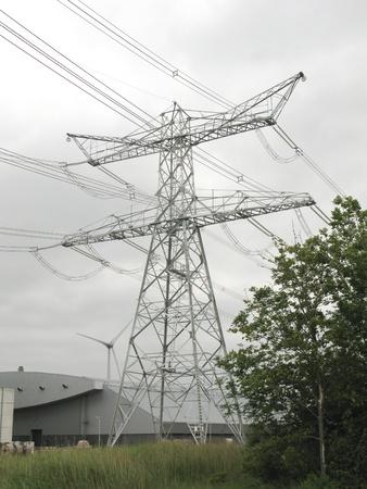 High voltage  Stock Photo - 9700094