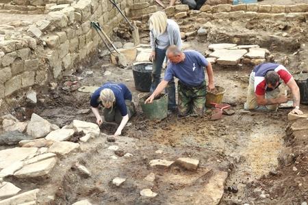Excavations at Roman Vindolanda